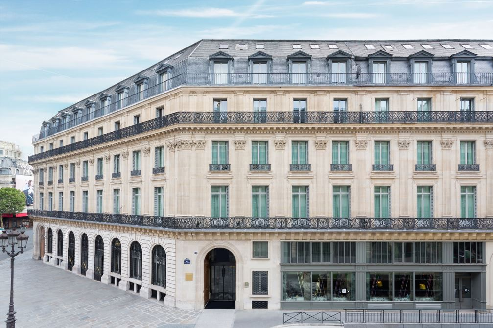 Assembly plants his flag on a haussmannian block of 10,000 sqm in the heart of Opéra district in Paris