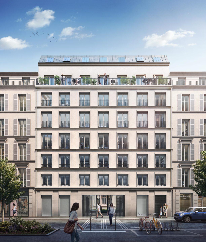 Assembly, pour le compte de Mark, a cédé à Swiss Life Asset Managers France pour le compte du Groupe MAIF, Maison Trévise, un ensemble immobilier tertiaire haut de gamme à Paris 9ème